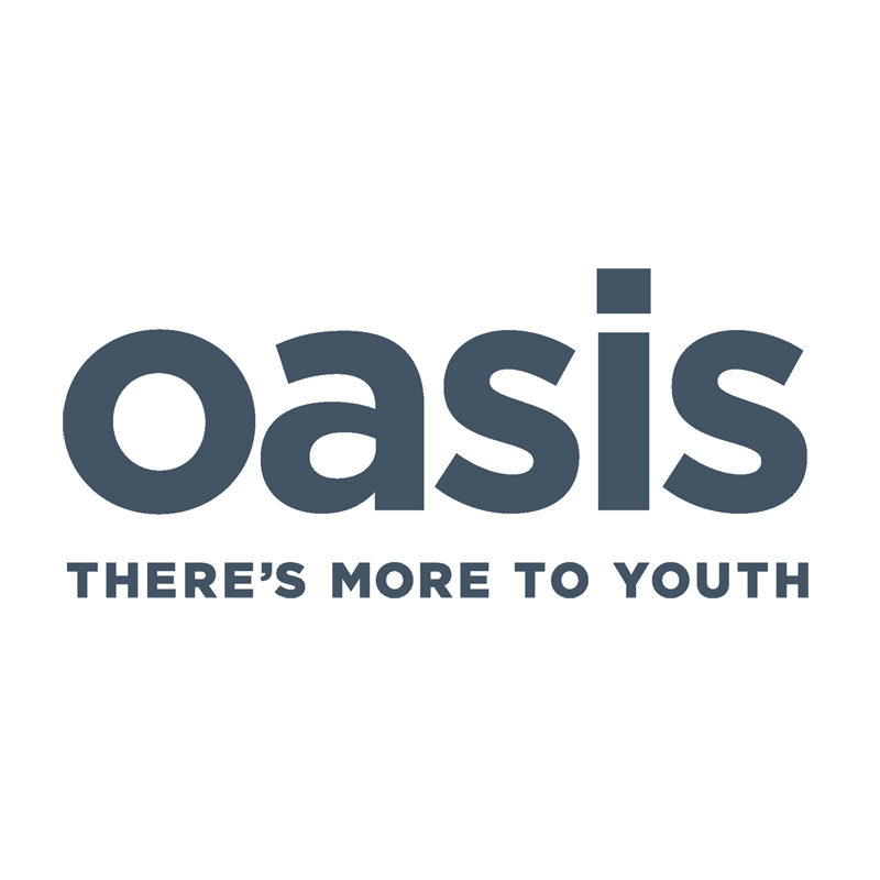 image of Oasis Center logo