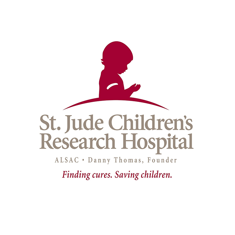 image of St. Jude Children's Research Hospital logo